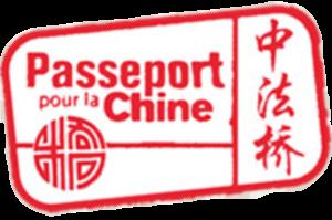 Logo passeport pour la Chine